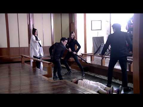 Martial Warrior ชิงฝันแอ็กชั่นสตาร์ - EP.11 (3/6) ตอน เคนโด้ [29 มิ.ย. 57] HD