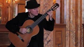 The Entertainer - classical guitar