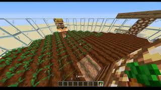 Granja de Aldeanos 1.16.1 | Minecraft Granjas