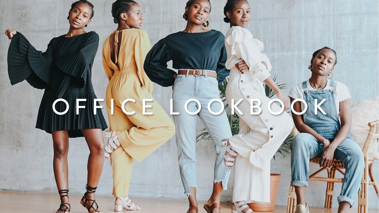 [VIDEO] - FALL WORK OUTFIT IDEAS OF THE WEEK ? | Office Lookbook 2