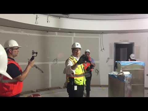 7/17/17: Target Center Renovation - Locker Rooms