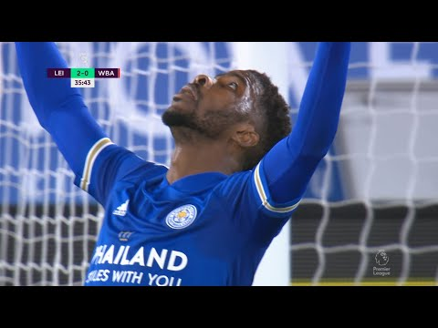 Leicester West Brom Goals And Highlights