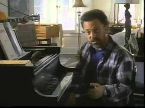 Billy Joel on  Melody 1993