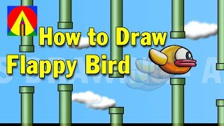 How to draw game Flappy Bird