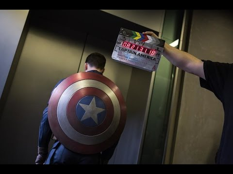 Watch 'Captain America: The Winter Soldier' Come To Life In This Visual Effects Sizzle Reel