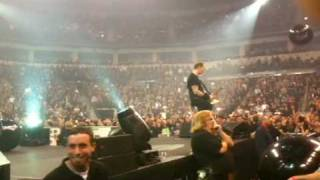 Metallica Winnipeg Front Row - Seek and Destroy SOUNDBOARD AUDIO  12/10/09