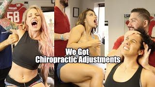 Download Fitness Models get their Bones cracked! (massive  compilation) Mp3 and Videos