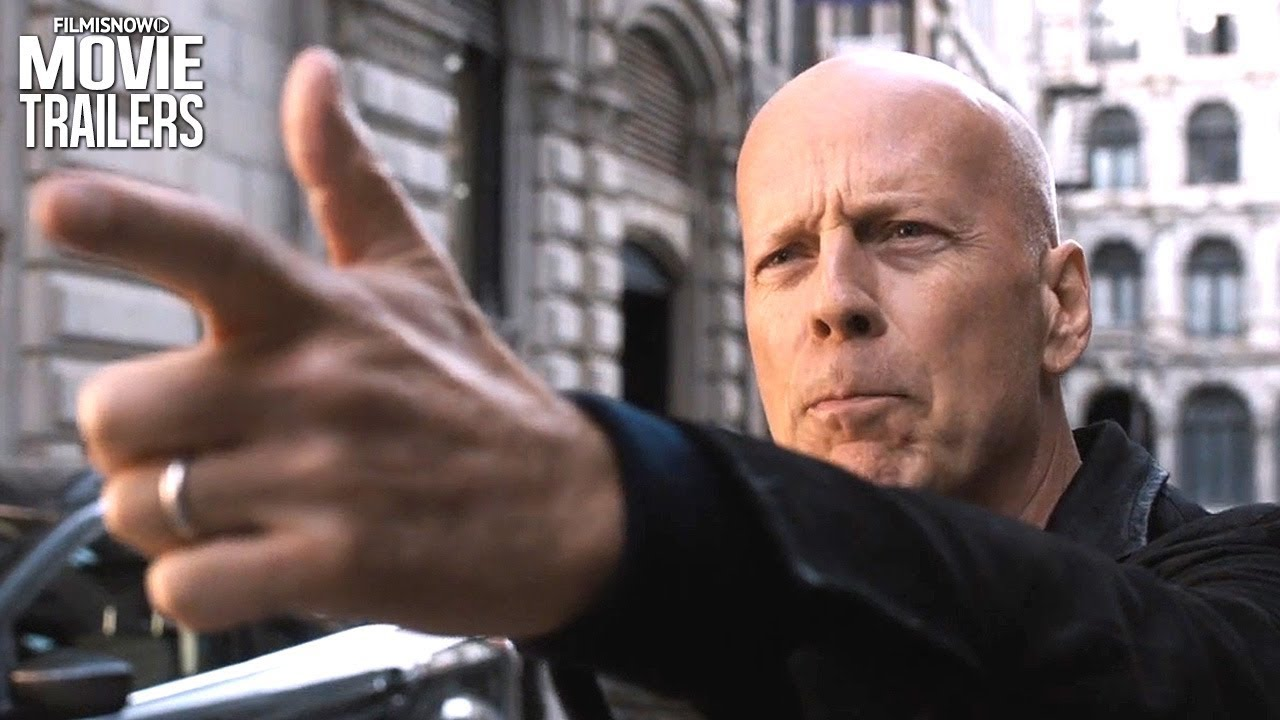 Download Death Wish Trailer - Bruce Willis is out for revenge!