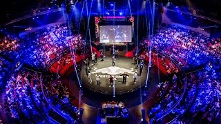 Rubbish VS Nasso - Red Bull BC One Western Europe Final 2015