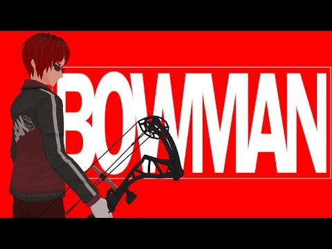 【BOWMAN/VR弓道】Vtuber界のホークアイこと天開司と申します。【にじさんじネットワーク】