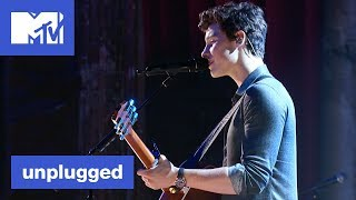 Shawn Mendes Performs 'Three Empty Words' | MTV Unplugged