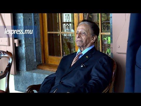 Sir Anerood Jugnauth: «Mo lir lagazet avec dégou»