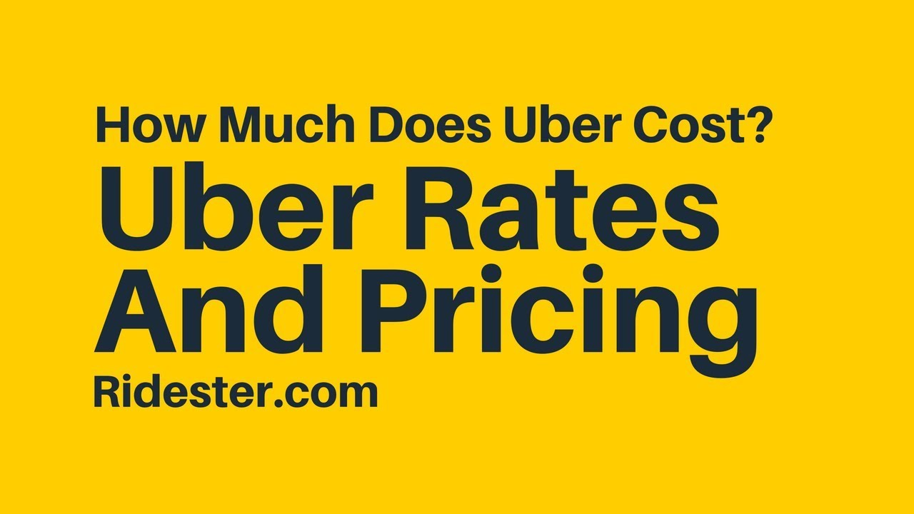 Uber Rate Quote >> Uber Rates And Cost How Much Does Uber Cost Price Estimator
