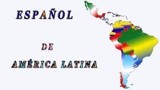 Урок 1 - Произношение букв, правила чтения - Латиноамериканский испанский