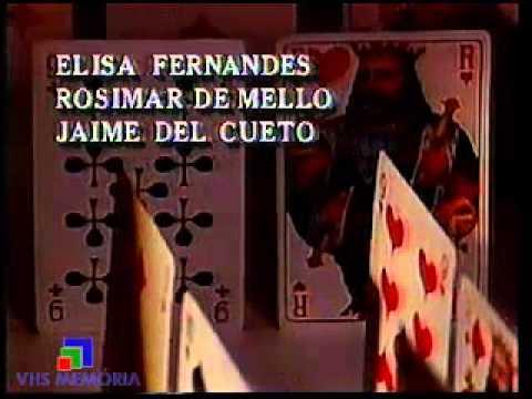 Abertura Carmem - Rede Manchete (1987)
