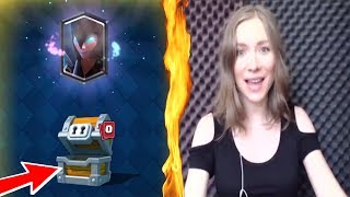 Top 5 MOST INSANE Chest Opening Reactions In Clash Royale | Best Legendary Cards Reactions #6