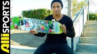 Daewon Song's Almost Skateboard, Tensor Trucks + Spitfire Wheels Setup, Alli Sports