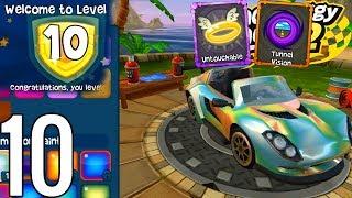 Beach Buggy Racing 2 - Level 10 Power Up  Unlocked - Part 10