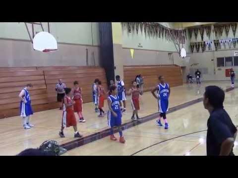 St Felicitas vs Assumption CYO Tournament ( 6th Grade)