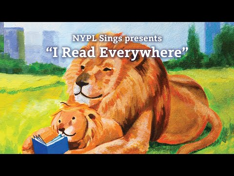 I Read Everywhere - NYPL Sings Songs for Our Children