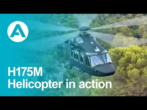 H175M in action