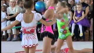В Челябинске открылась новая школа художественной гимнастики