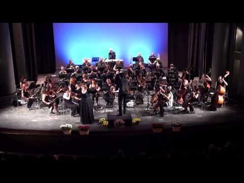 Pace, pace mio Dio, G. Verdi. Varna International-Susan Neves in State Opera Stara Zagora, Bulgaria.