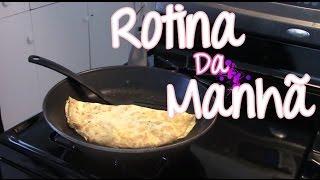 MINHA ROTINA (Real) DA MANHÃ! ♡ #AnaTodoDia
