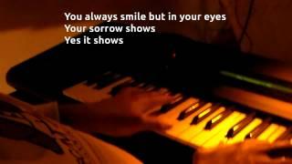 Mariah Carey - Without You [Piano Karaoke Instrumental] Lyrics on Screen (HD) REQUEST