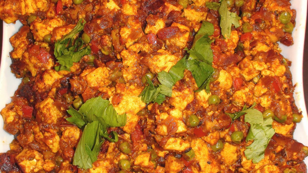 Punjabi paneer bhurji scarmbled curried indian cottage cheese punjabi paneer bhurji scarmbled curried indian cottage cheese indian paneer curry recipe youtube forumfinder Images