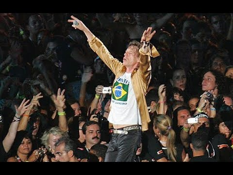The Rolling Stones (Live At Rio 2006 completo)