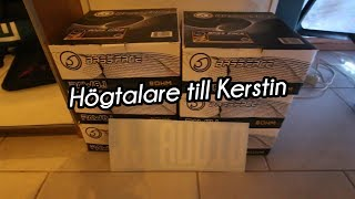Unboxing BassFace Paw 8.1 | VLOGG #401