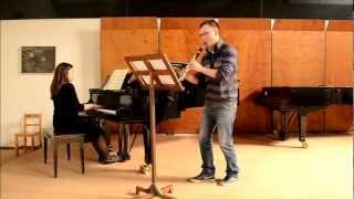 R.Schumann, Fantasiestücke op.73, II. Lebhaft, leicht