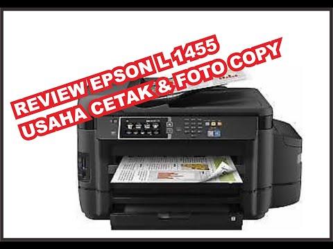 REVIEW EPSON L 1455 I USAHA CETAK & FOTO COPY