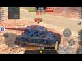 Летсплей WoT Blitz танковый дзэн