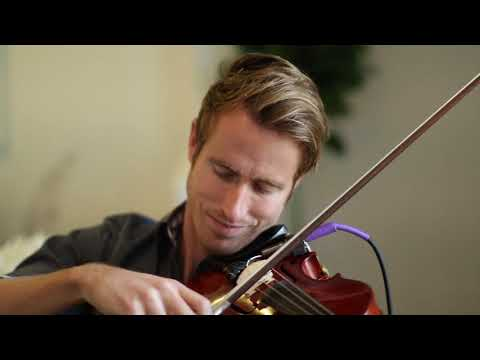 """Cant Help Falling In Love"" - Elvis Presley (Live Violin Cover By Daniel Morris)"