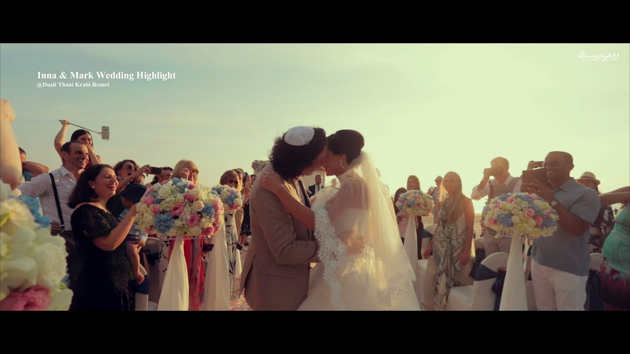 Inna & Mark Wedding Highlight @Dusit Thani Krabi Resort