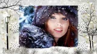 Хрустальная музыка зимы | Crystal winter music| free project for ProShow Producer