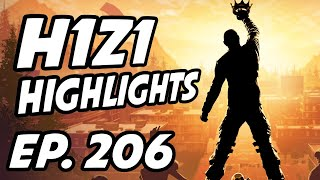 H1Z1: King of the Kill Daily Highlights   Ep. 206   DrDisRespectLIVE, TTHump, OUTL4W_official