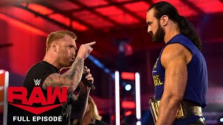 WWE Raw Full Episode, 06 July 2020