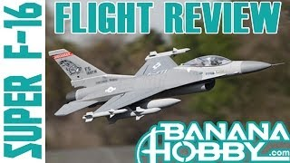Super F-16 BlitzRCWorks | Flight Review | EDF Fighter Jet