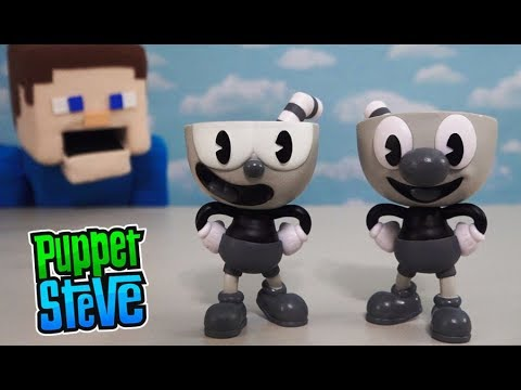 Cuphead Funko Pop Vinyl Toys Action Figure Nycc Trailer