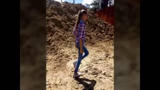 Мини клип от Алины Лис