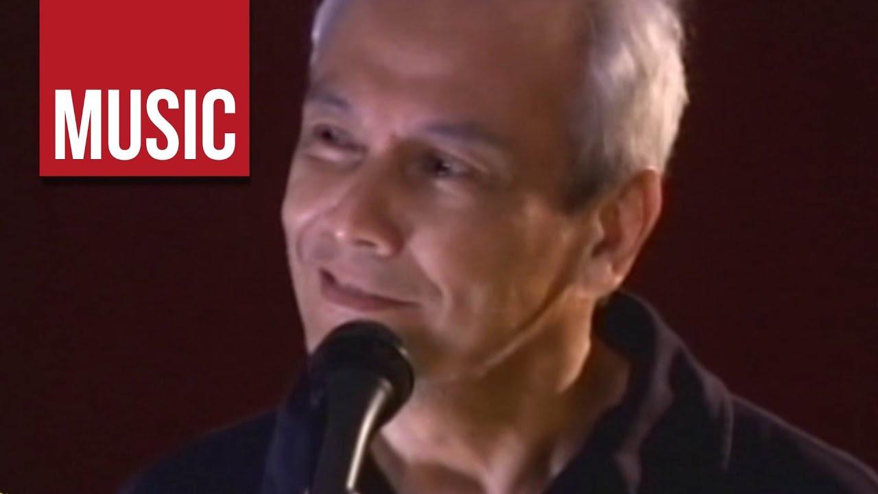 """Jim Paredes Tutulungan Ng Pnp: """"Tuyo Na'ng Damdamin"""" Live!"""