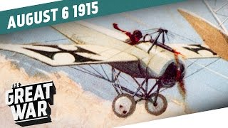 Warsaw Falls - The Fokker Scourge Begins I THE GREAT WAR Week 54