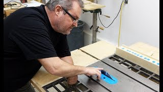 Why No Riving Knife? Why No Blade Guard?  - The Table Saw According To John