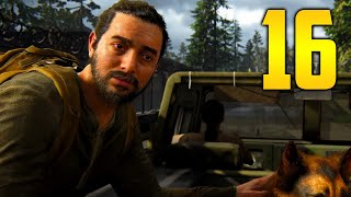 """The Last of Us 2 - Part 16 """"THE WOLVES DEN"""" (Gameplay Walkthrough, Let's Play)"""