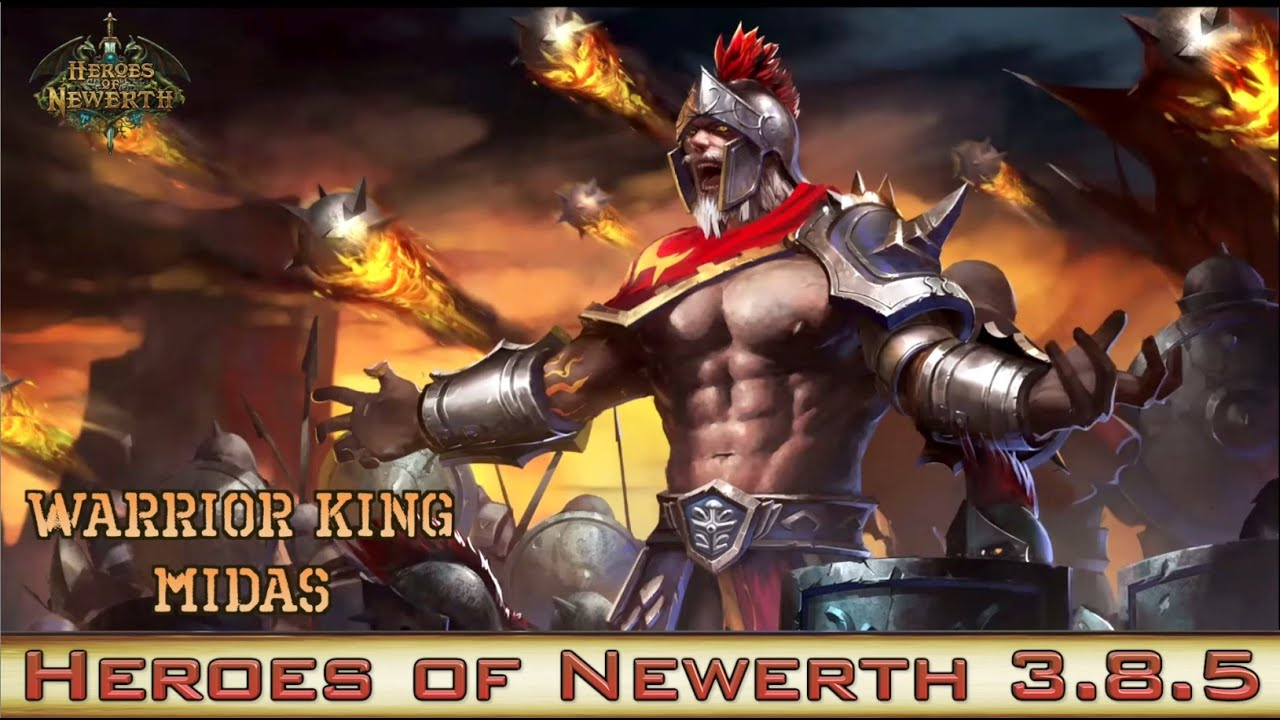 heroes of newerth warrior - photo #9