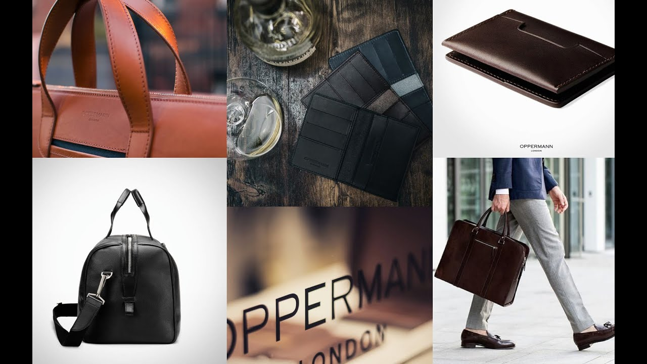 688c5454a Introducing Oppermann Of London - Affordable Luxury Leather Goods &  Swanfield Wallet Review