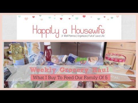 WEGMANS WEEKLY GROCERY HAUL | IN THE KITCHEN